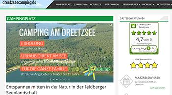 "Campingplatz ""Am Dreetzsee"""