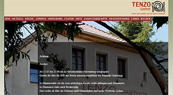 Gasthof Tenzo